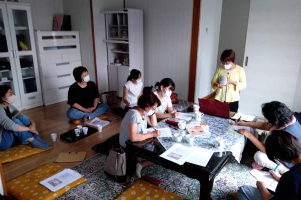 8月支援者学習会&9月まざさぽミーティングの写真
